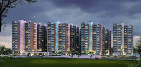1265 sqft, 2 bhk Apartment in Vertex Panache Kokapet, Hyderabad at Rs. 56.9100 Lacs