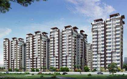 1350 sqft, 2 bhk Apartment in Builder Rajapushpa Atria Kokapet, Hyderabad at Rs. 68.8300 Lacs