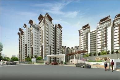 3345 sqft, 4 bhk Apartment in Builder Rajapushpa Atria Gachibowli, Hyderabad at Rs. 1.7000 Cr