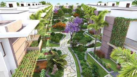 5300 sqft, 4 bhk Villa in Northstar Hillside Gandipet, Hyderabad at Rs. 3.4400 Cr