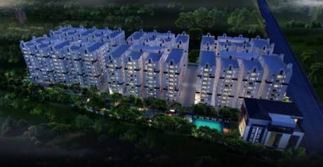 1838 sqft, 3 bhk Apartment in Ashoka Lake Side Manikonda, Hyderabad at Rs. 76.1900 Lacs