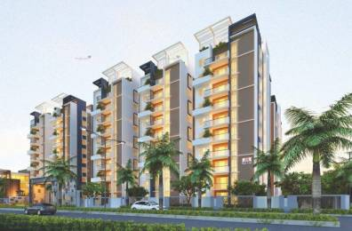 1200 sqft, 2 bhk Apartment in Muppa Alankrita Narsingi, Hyderabad at Rs. 52.8000 Lacs