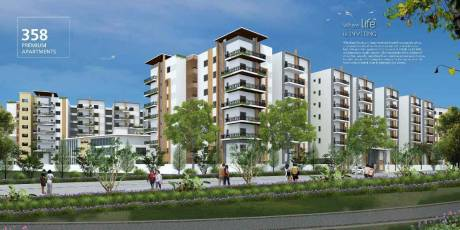 2215 sqft, 3 bhk Apartment in Crown Whistling Woods Kokapet, Hyderabad at Rs. 88.6000 Lacs