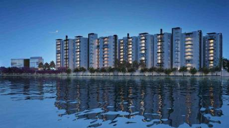 1335 sqft, 2 bhk Apartment in Ashoka Lake Side Manikonda, Hyderabad at Rs. 56.7000 Lacs