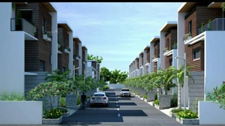 3500 sqft, 4 bhk Villa in Builder Premeir Green view villa Neknampur, Hyderabad at Rs. 2.6200 Cr