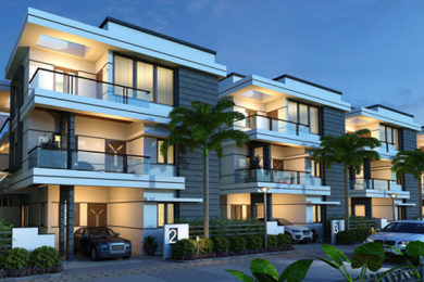 3895 sqft, 4 bhk Villa in CPR Bella Vista Nallagandla Gachibowli, Hyderabad at Rs. 2.6000 Cr