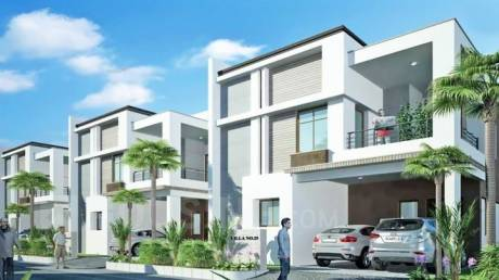 2561 sq ft 3 BHK 3T West facing Villa for sale at Rs 1 70 crore in