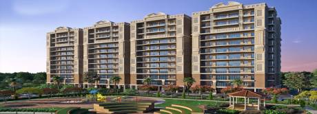 1721 sqft, 3 bhk Apartment in Builder Motia Blue Ridge Panchkula Sec 20, Chandigarh at Rs. 54.9000 Lacs