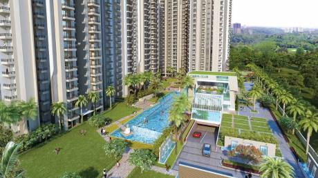 1050 sqft, 2 bhk Apartment in Builder Shri Radha Aqua Garden Sector 16B, Noida at Rs. 30.1875 Lacs
