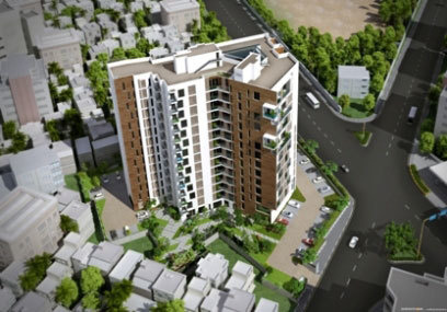 2498 sq ft 3BHK 3BHK+3T (2,498 sq ft) Property By Mercury Housing and Properties In Lilac Heights, Raja Annamalai Puram
