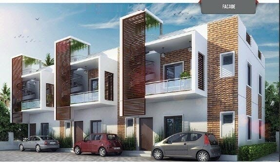 1330 sq ft 3BHK 3BHK+3T (1,330 sq ft) Property By Mercury Housing and Properties In Mayura, Sholinganallur