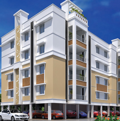 949 sq ft 3BHK 3BHK+2T (949 sq ft) Property By Mercury Housing and Properties In HariSri, Chromepet