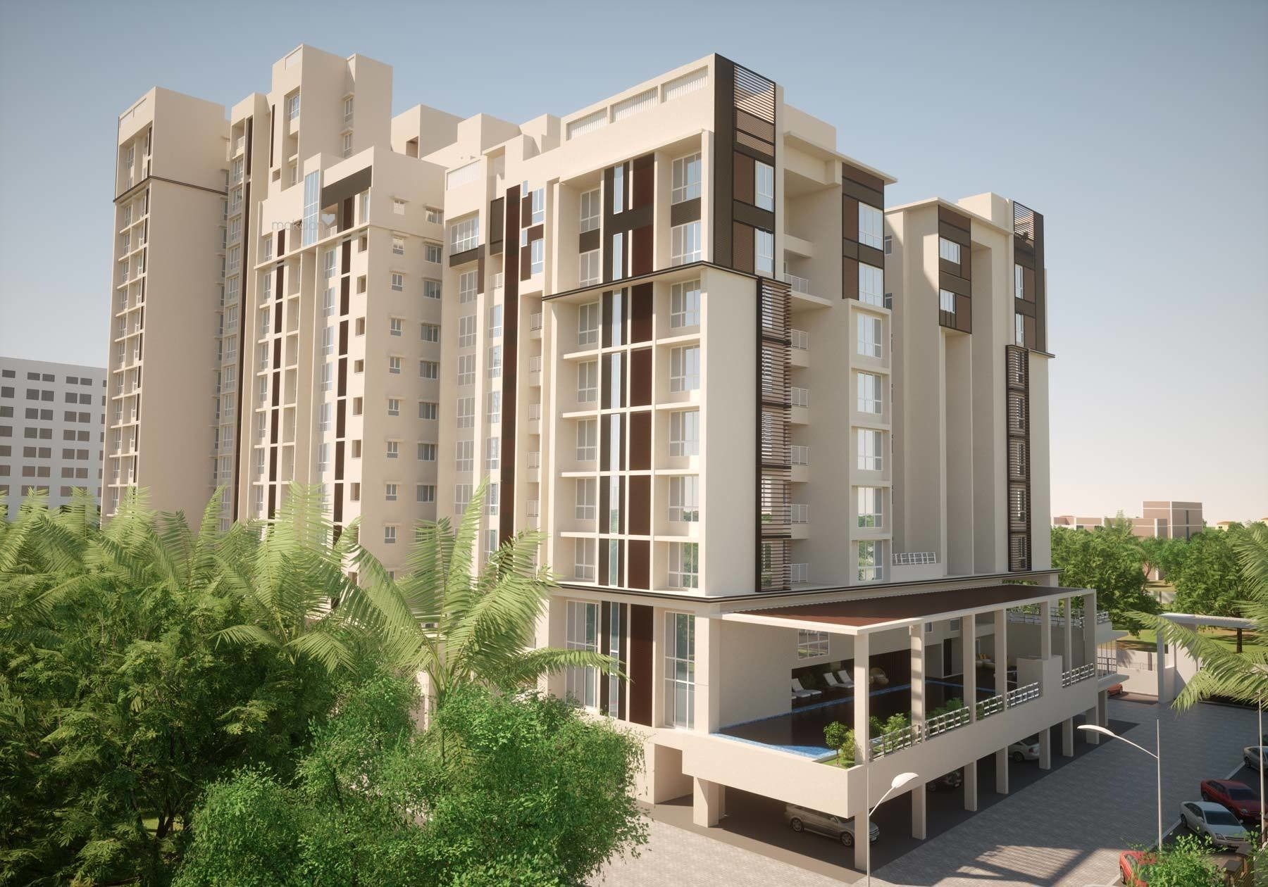 4452 sq ft 4BHK 4BHK+5T (4,452 sq ft) + Servant Room Property By Mercury Housing and Properties In Artistica, Sholinganallur