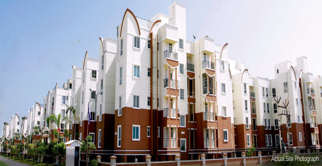 1275 sq ft 3BHK 3BHK+2T (1,275 sq ft) + Pooja Room Property By Mercury Housing and Properties In Dewy Terraces, Tiruporur Near Kelambakkam
