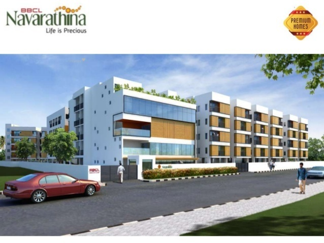 632 sq ft 1BHK 1BHK+1T (632 sq ft) Property By Mercury Housing and Properties In Navarathina, Ambattur