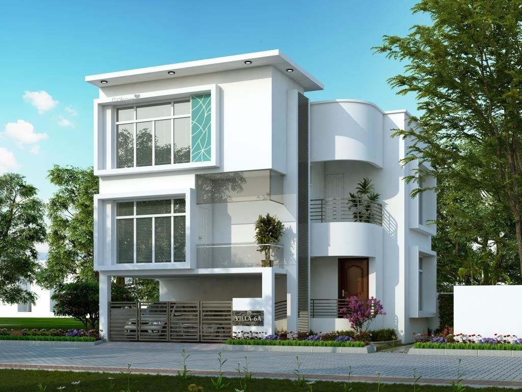 1416 sq ft 3BHK 3BHK+4T (1,416 sq ft) + Pooja Room Property By Mercury Housing and Properties In Project, Vandalur