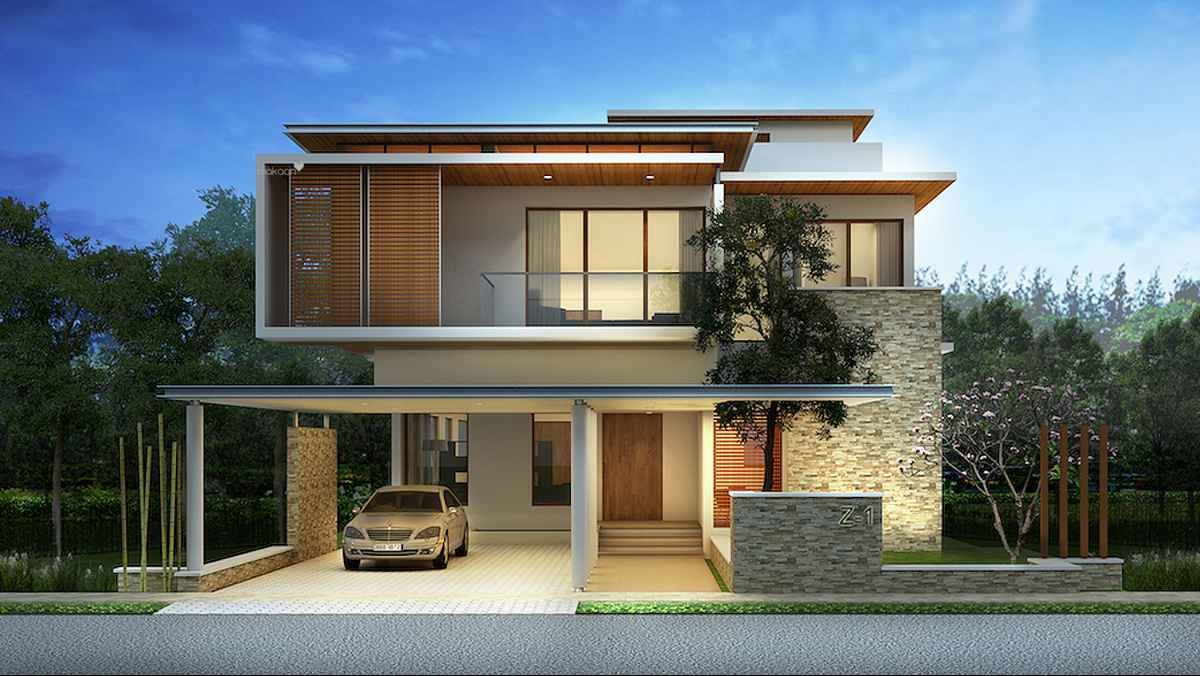 3715 sq ft 3BHK 3BHK+3T (3,715 sq ft) + Study Room Property By Mercury Housing and Properties In Signature Villa, Injambakkam