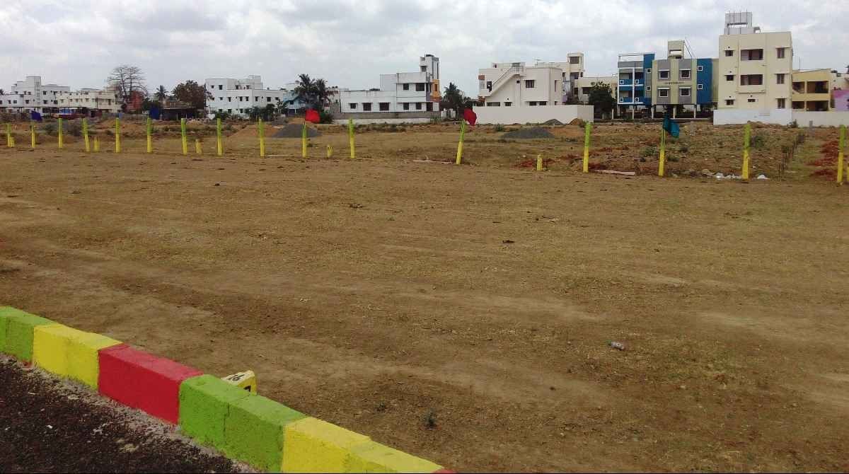 700 sq ft 0BHK Plots Property By Mercury Housing and Properties In Project, OMR Road