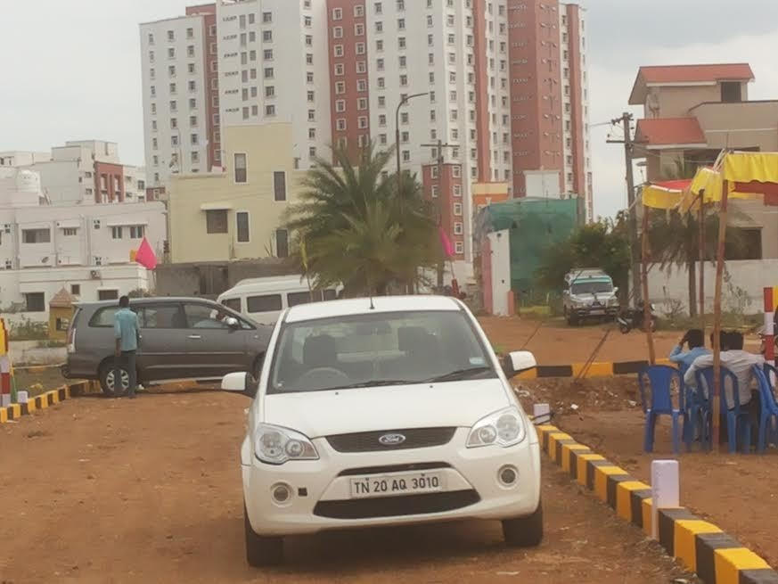 650 sq ft 0BHK Plots Property By Mercury Housing and Properties In Project, Kandigai