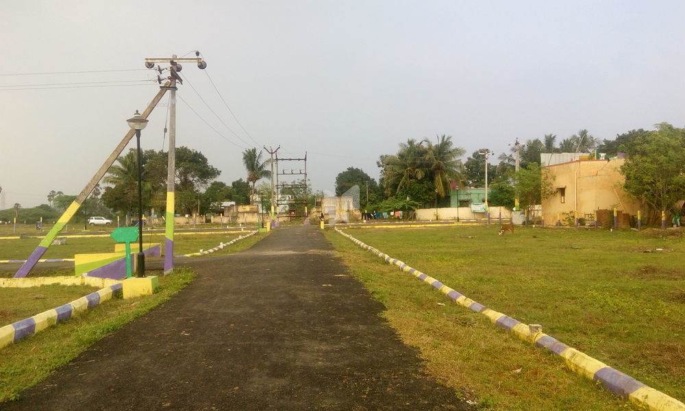 600 sq ft 0BHK Plots (600 sq ft) Property By Mercury Housing and Properties In Project, Kandigai
