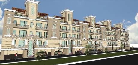 1550 sqft, 3 bhk BuilderFloor in Builder Myst Arcade Zirakpur punjab, Chandigarh at Rs. 48.5000 Lacs