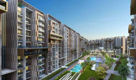 2010 sqft, 3 bhk Apartment in Builder Gold Mark Zirakpur, Mohali at Rs. 79.9000 Lacs