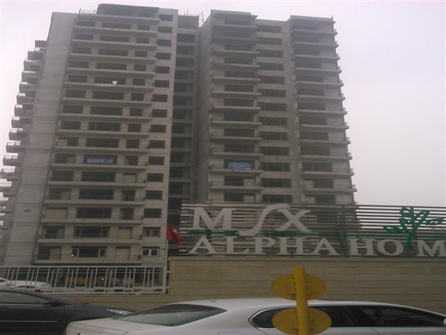 1290 sq ft 3BHK 3BHK+2T (1,290 sq ft) Property By ALFATECH REALTORS In Alpha Homes, Sector Alpha
