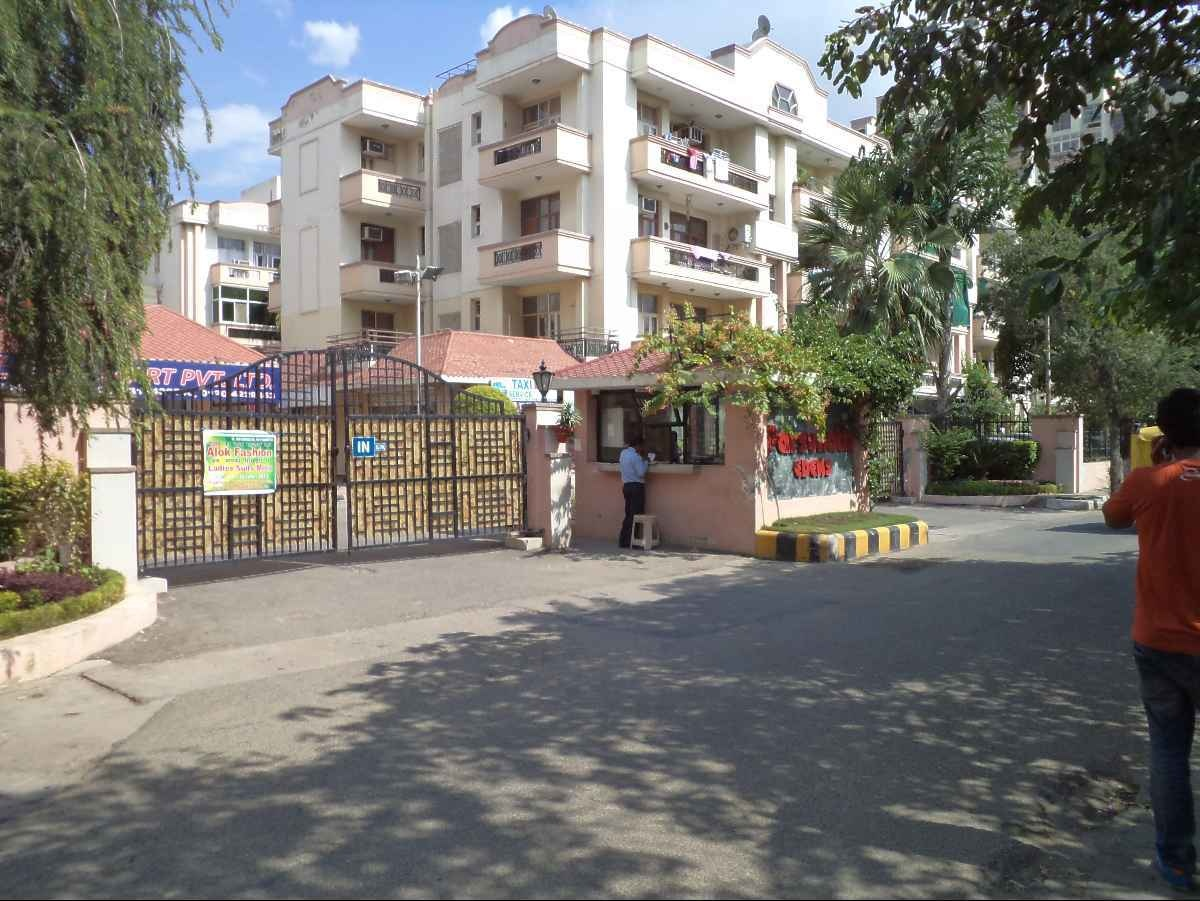 1500 sq ft 3BHK 3BHK+3T (1,500 sq ft) Property By ALFATECH REALTORS In Edens, Sector Alpha