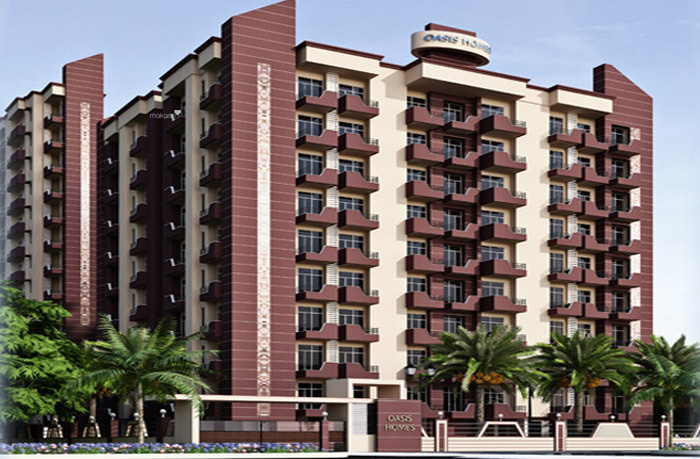 925 sq ft 2BHK 2BHK+2T (925 sq ft) + Study Room Property By ALFATECH REALTORS In Oasis Homesh society, B e t a Sector 2 Road