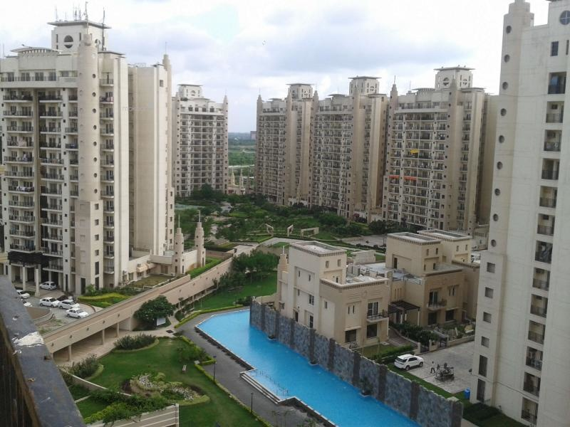 1700 sq ft 3BHK 3BHK+3T (1,700 sq ft) + Study Room Property By ALFATECH REALTORS In Greens Paradiso, Sector Chi 4 Gr Noida