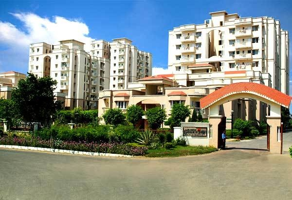 1200 sq ft 2BHK 2BHK+2T (1,200 sq ft) + Study Room Property By ALFATECH REALTORS In Golf View Apartments, Omega