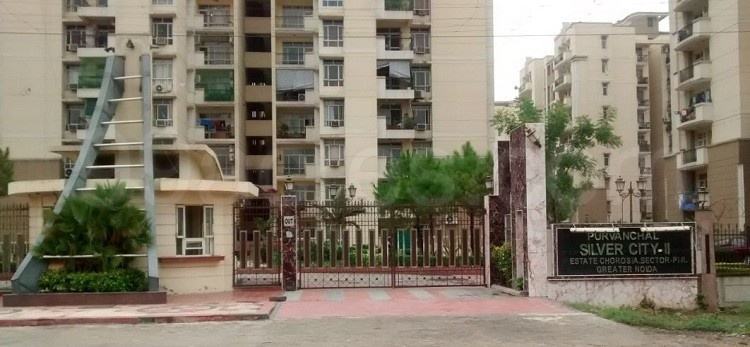 1265 sq ft 2BHK 2BHK+2T (1,265 sq ft) + Study Room Property By ALFATECH REALTORS In Silver City 2, PI