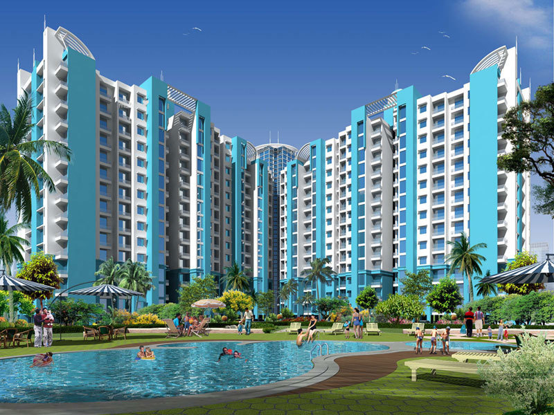 925 sq ft 2BHK 2BHK+2T (925 sq ft) + Study Room Property By ALFATECH REALTORS In Castle, CHI 5