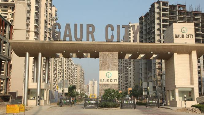 1560 sqft, 3 bhk Apartment in Gaursons and Saviour Builders Gaur City 1st Avenue Sector-4 Gr Noida, Greater Noida at Rs. 65.0000 Lacs