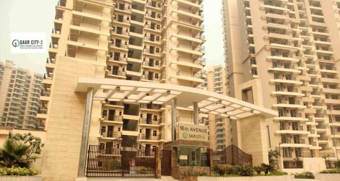 890 sqft, 2 bhk Apartment in Gaursons 16th Avenue Sector 16C Noida Extension, Greater Noida at Rs. 36.0000 Lacs
