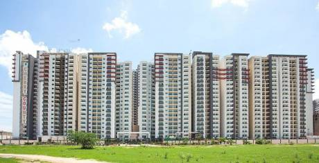 891 sqft, 2 bhk Apartment in ABA Cherry County Techzone 4, Greater Noida at Rs. 42.8000 Lacs