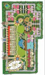 1350 sqft, 2 bhk Apartment in Samridhi Grand Avenue Techzone 4, Greater Noida at Rs. 52.0000 Lacs