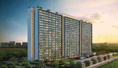 690 sqft, 1 bhk Apartment in Godrej The Suites PI, Greater Noida at Rs. 43.8500 Lacs