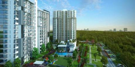 690 sqft, 1 bhk Apartment in Godrej The Suites PI, Greater Noida at Rs. 44.0000 Lacs