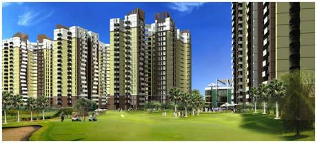 1115 sqft, 3 bhk Apartment in Amrapali Golf Homes Sector 4 Noida Extension, Greater Noida at Rs. 37.9100 Lacs