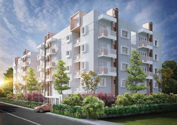 1025 sqft, 2 bhk Apartment in Builder Sri Sai Essel Anagalapura Vaderahalli Karnataka 560077 Bidarahalli, Bangalore at Rs. 39.0000 Lacs