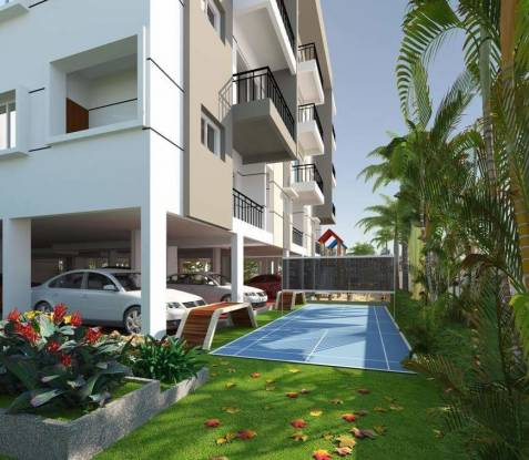 1005 sqft, 2 bhk Apartment in Builder athish pride carp Horamavu, Bangalore at Rs. 39.0000 Lacs