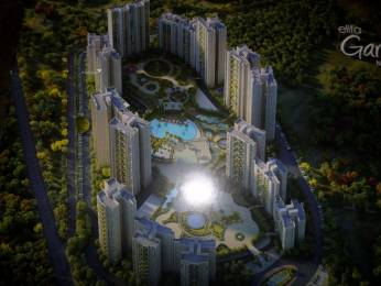 1742 sqft, 3 bhk Apartment in Sureka Group and Merlin Group and JB Group Elita Garden Vista Phase 2 New Town, Kolkata at Rs. 75.7770 Lacs