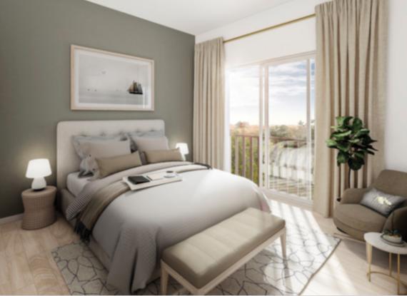 790 sqft, 1 bhk Apartment in Builder Eaton Place Jumeirah Village Circle, Dubai at Rs. 1.4220 Cr