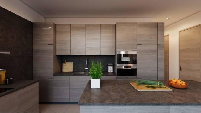 414 sqft, 1 bhk Apartment in Builder Signature Livings Jumeirah Village Circle, Dubai at Rs. 87.7769 Lacs