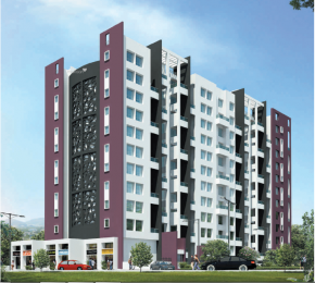 605 sqft, 1 bhk Apartment in Moze Unique Residency Wagholi, Pune at Rs. 24.0000 Lacs