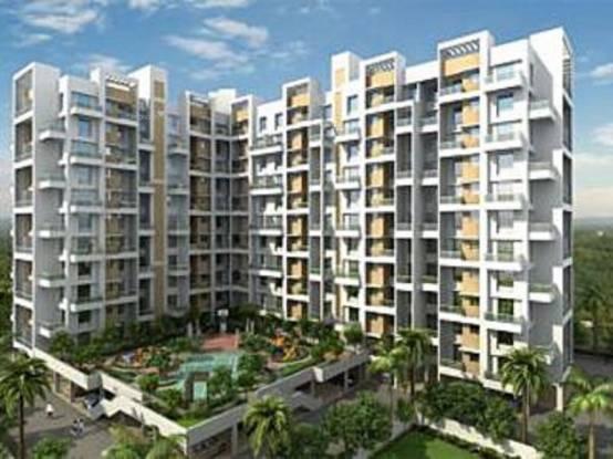 1241 sqft, 2 bhk Apartment in Karia Konark Orchid Wagholi, Pune at Rs. 15000