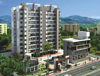 1011 sqft, 2 bhk Apartment in Silveroak Sonchafa Wagholi, Pune at Rs. 11000