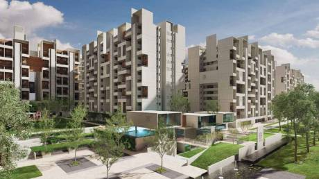 1586 sqft, 3 bhk Apartment in Rohan Abhilasha Wagholi, Pune at Rs. 16000