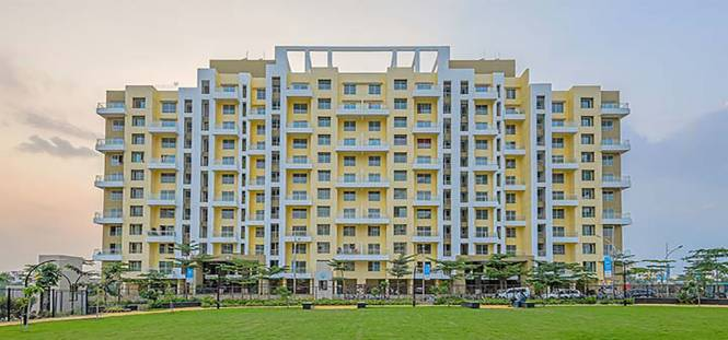1724 sqft, 3 bhk Apartment in Karia Konark Orchid Wagholi, Pune at Rs. 20000